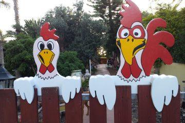מ.ע 3 – תרנגולות גדר
