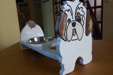 מ.ע 11 – מתקן אוכל לכלב קטן