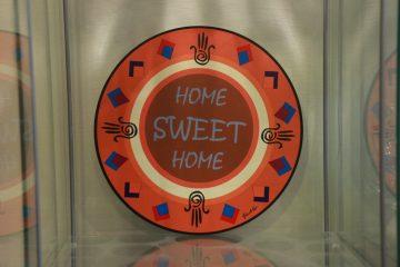 יודאיקה 2 – מנדלה HOME SWEET HOME