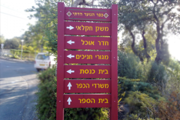 הכוונה 2- כפר חסידים